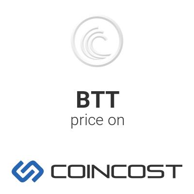 bittorrent cryptocurrency price