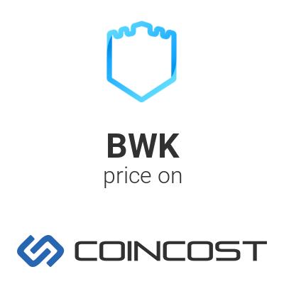 Bulwark price BWK history