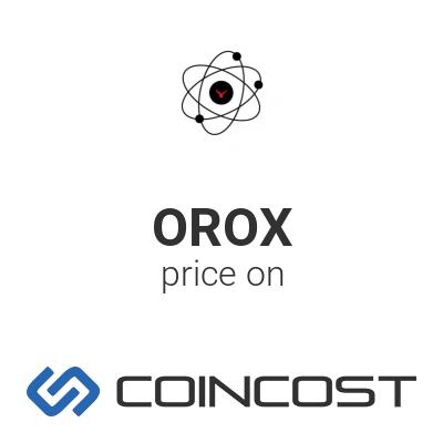orox crypto trading)