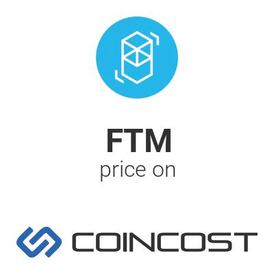 Fantom (FTM) price