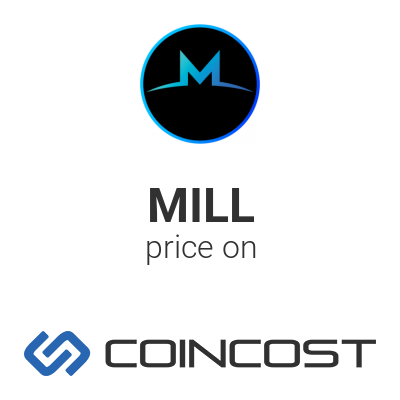 millennium coin cryptocurrency mill