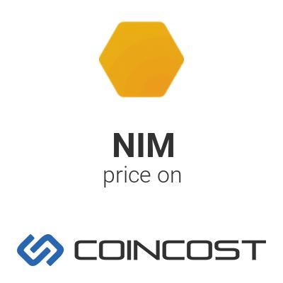 nimiq cryptocurrency price