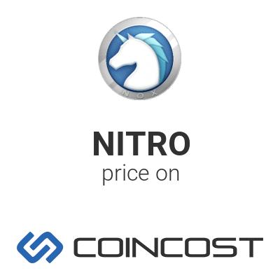 nitro cryptocurrency price