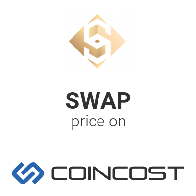 Swap Token Swap Price Chart Online Swap Market Cap Volume And Other Live And Historical Cryptocurrency Market Data Swap Token Forecast For 2021 Coincost