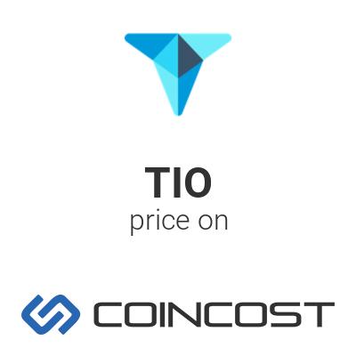 Trade Token X Tiox Price Chart Online Tiox Market Cap Volume And Other Live And Historical Cryptocurrency Market Data Trade Token X Forecast For 2021 Coincost