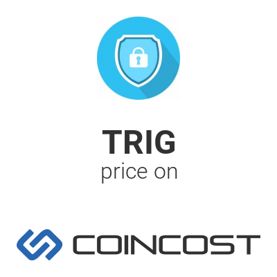 price cryptocurrency trig