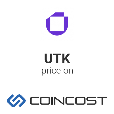 utrust cryptocurrency price