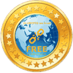 FREE coin FREE